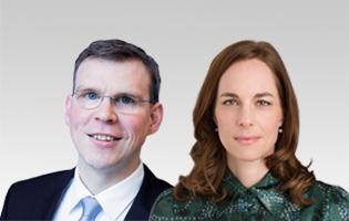 Florian Graf, Fraktionsvorsitzender der Berliner CDU, und Hildegard Bentele, bildungspolitische Sprecherin der CDU-Fraktion Berlin