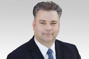 Stefan Standfuß, sportpolitischer Sprecher der CDU-Fraktion Berlin