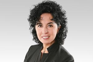Emine Demirbüken-Wegner, Vorsitzende des Ausschusses für Bildung, Jugend und Familie