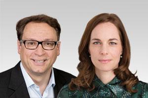 Hildegard Bentele, bildungspolitische Sprecherin der CDU-Fraktion Berlin, und Hans-Christian Hausmann, wissenschaftspolitischer Sprecher der CDU-Fraktion Berlin