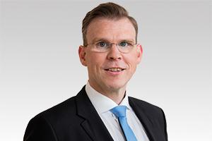 Florian Graf, Vorsitzender der CDU-Fraktion Berlin