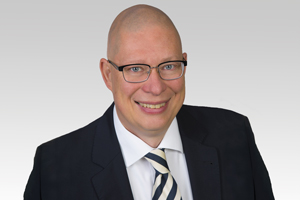 Robbin Juhnke, kulturpolitischer Sprecher der CDU-Fraktion Berlin