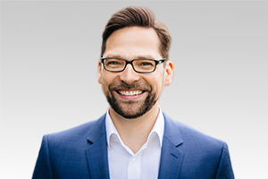 Maik Penn, Abgeordneter von Treptow-Köpenick der CDU-Fraktion Berlin