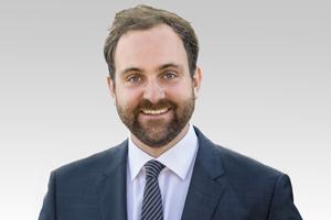 Tim-Christopher Zeelen, gesundheitspolitischer Sprecher und stellvertretender Fraktionsvorsitzender der CDU-Fraktion Berlin