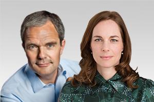 Burkard Dregger, Vorsitzender der CDU-Fraktion Berlin, und Hildegard Bentele, bildungspolitische Sprecherin der CDU-Fraktion Berlin