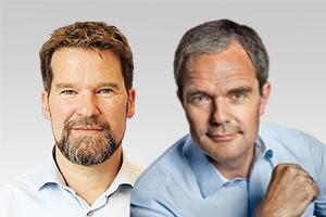 Dirk Stettner, Sprecher für Digitales, Datenschutz und Netzpolitik und Burkard Dregger, Vorsitzender und innenpolitischer Sprecher der CDU-Fraktion Berlin
