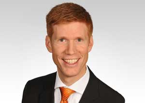 Roman Simon, familienpolitischer Sprecher der CDU-Fraktion Berlin