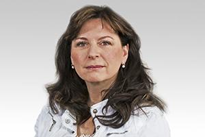Katrin Vogel, CDU-Abgeordnete aus Treptow-Köpenick