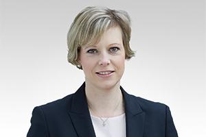 Corneila Seibeld, stellvertretende Fraktionsvorsitzende