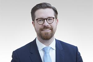 Sven Rissmann, Parlamentarischer Geschäftsführer und rechtspolitischer Sprecher der CDU-Fraktion