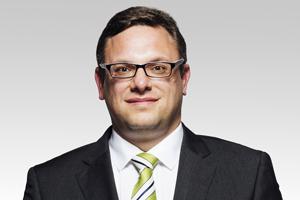 Stephan Schmidt, CDU-Wahlkreisabgeordneter für Tegel