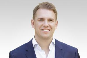 Danny Freymark, parlamentarischer Geschäftsführer der CDU-Fraktion