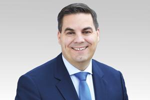 Heiko Melzer, 1. Parl. Geschäftsführer und finanzpol. Sprecher