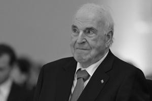 Helmut Kohl, Foto: Konrad-Adenauer-Stiftung