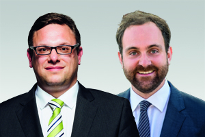 Stephan Schmidt und Tim-Christopher Zeelen, Abgeordnete für Reinickendorf
