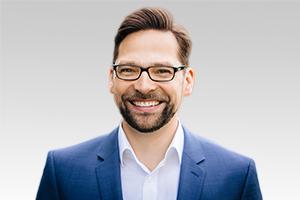 Maik Penn, Beauftragter der Kummernummer der CDU-Fraktion Berlin und Mitglied des Innenausschusses